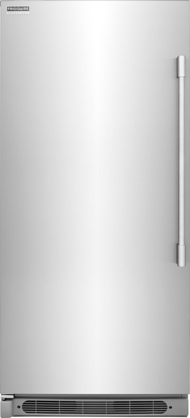 Frigidaire Professional® 18.6 Cu. Ft. Stainless Steel All Freezer-FPFU19F8RF