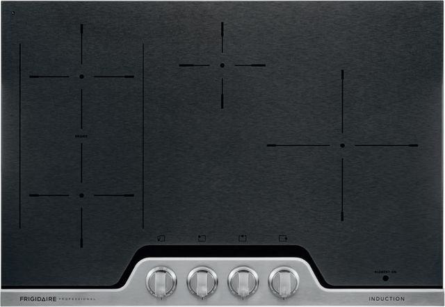 """Frigidaire Professional® 30"""" Stainless Steel Induction Cooktop-FPIC3077RF"""