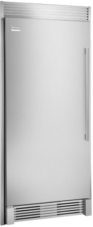 Frigidaire Professional 18.6 Cu. Ft. All Freezer-Stainless Steel-FPUH19D7LF