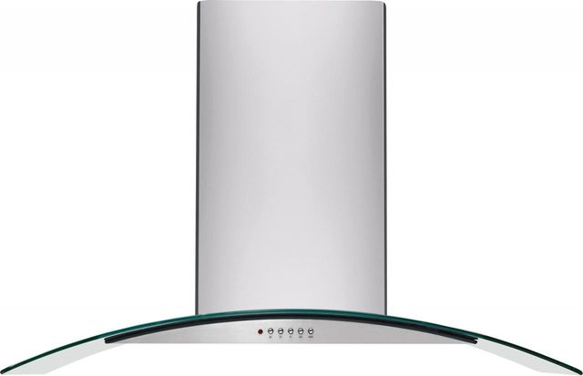 """Frigidaire® 29.88"""" Stainless Steel Glass Canopy Wall Ventilation-FHWC3060LS"""