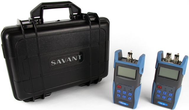 Savant® Fiber Testing Kit-FTK-FTEST-00