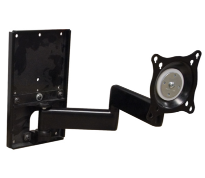 "Chief® Professional AV Solutions Black 16"" Small Flat Panel Swing Arm Wall Mount-FWDSK110B"