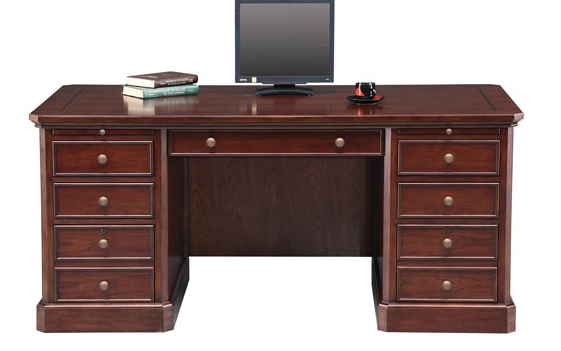 """Winners Only® 68"""" Home Office Canyon Ridge Desk-GC268F"""