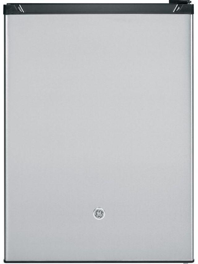 Réfrigérateur compact de 24 po GE® de 5,7 pi³ - Acier inoxydable-GCE06GSHSB