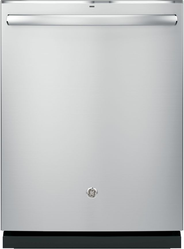 """GE® 24"""" Built In Dishwasher-Stainless Steel-GDT695SSJSS"""