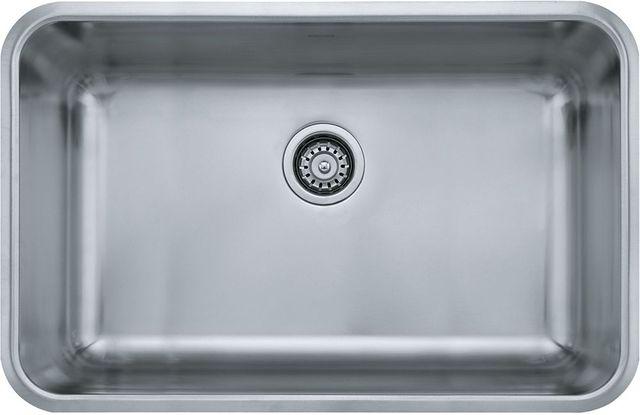 """Franke Grande 30"""" Undermount Kitchen Sink-Stainless Steel-GDX11028"""