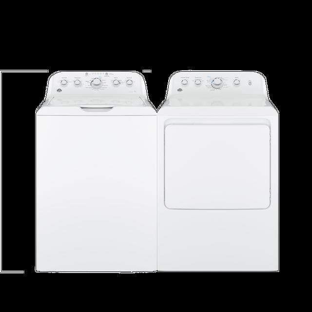 GE® Laundry Pair-White-GELAUGTD42EASJWW
