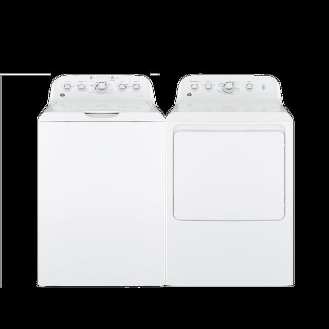 GE® Laundry Pair-White-GELAUGTD42GASJWW