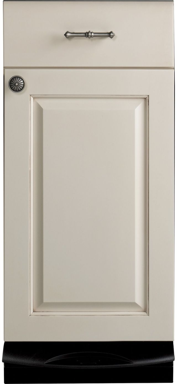 "GE® 14.88"" Universal Built In Trash Compactor-Custom Panel-UCG1650LII"