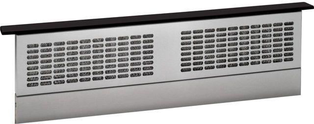 "GE Profile® 30"" Universal Telescopic Downdraft System-Black on Black-UVB30DKBB"