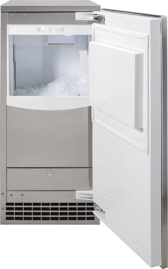 "GE® Profile® Series 15"" Panel Ready Ice Maker-UNC15NJII"