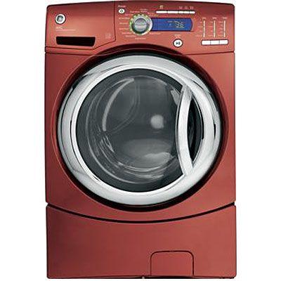 GE Front Load Laundry Pair-GFWH2405LMV/GFDN245ELMV