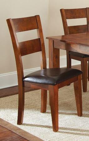 Steve Silver Co. Mango Side Chair-Light Oak-GO400SK