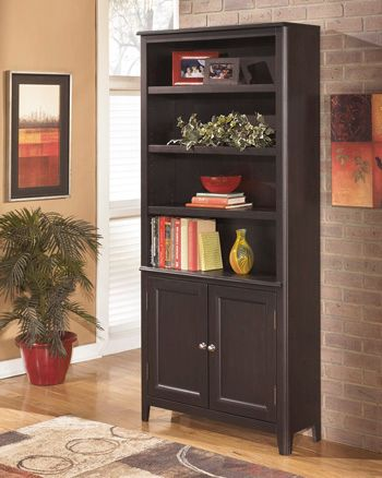 Signature Design by Ashley® Carlyle Large Door Bookcase-H371-18