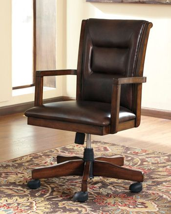 Signature Design by Ashley® Devrik Home Office Desk Chair (1/CN)-H619-01A