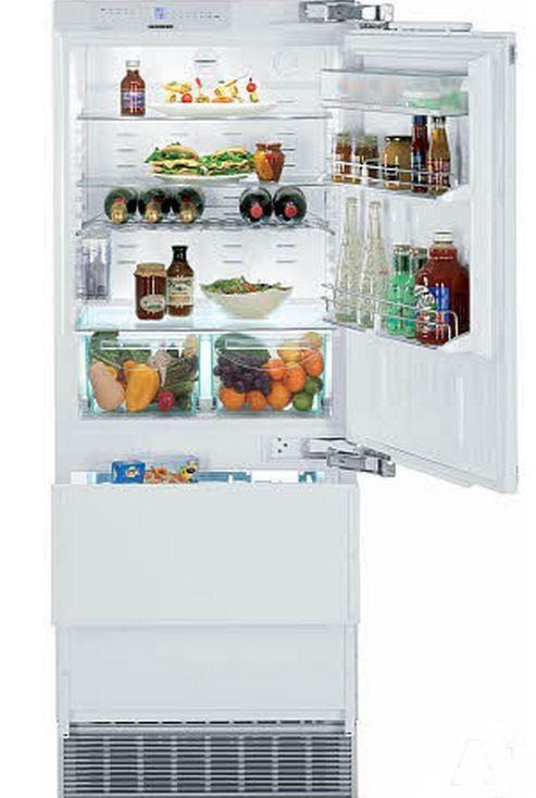 Liebherr 14.1 Cu. Ft. Panel Ready Bottom Freezer Refrigerator-HC-1540