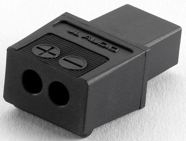 JL Audio® Replacement 2-Pole Subwoofer Plug-HD-SPKPLUG-2-RP