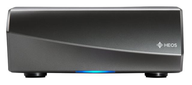HEOS® By Denon® Wireless Multi-Room Stereo Amplifier-Gunmetal Silver-HEOS AMP
