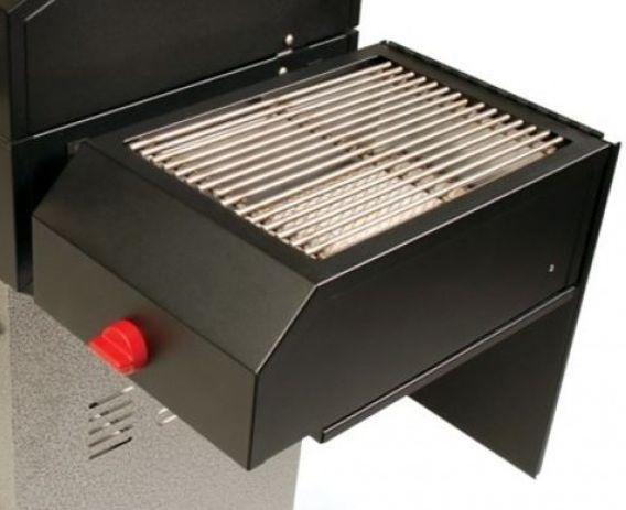 The Holland Grill® SearMate Side Burner-Black-HGA136000