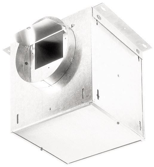 Broan® In-Line Blower-Stainless Steel-HLB3