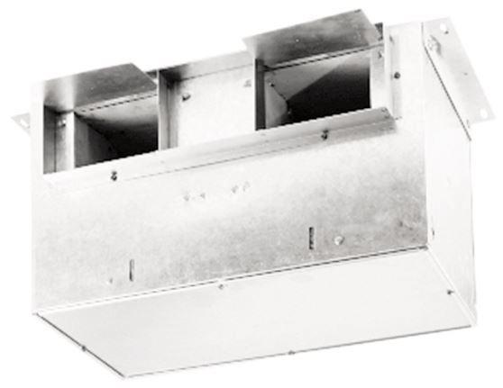 Broan® In-Line Blower-Stainless Steel-HLB6