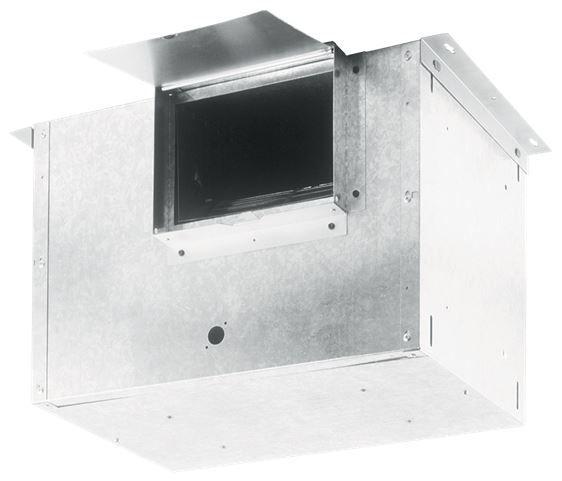 Broan® In-Line Blower-Stainless Steel-HLB9