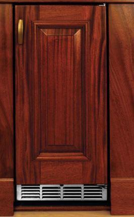 Perlick Signature Series 2.8 Cu. Ft. Outdoor Refrigerator-Wood Overlay-HP15RO-2L