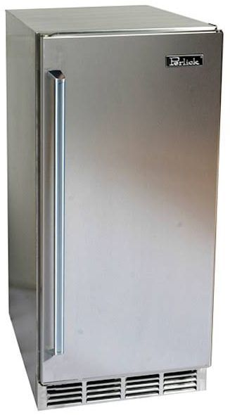 """Perlick Signature Series 15"""" Outdoor Wine Reserve-Stainless Steel-HP15WO-1L"""