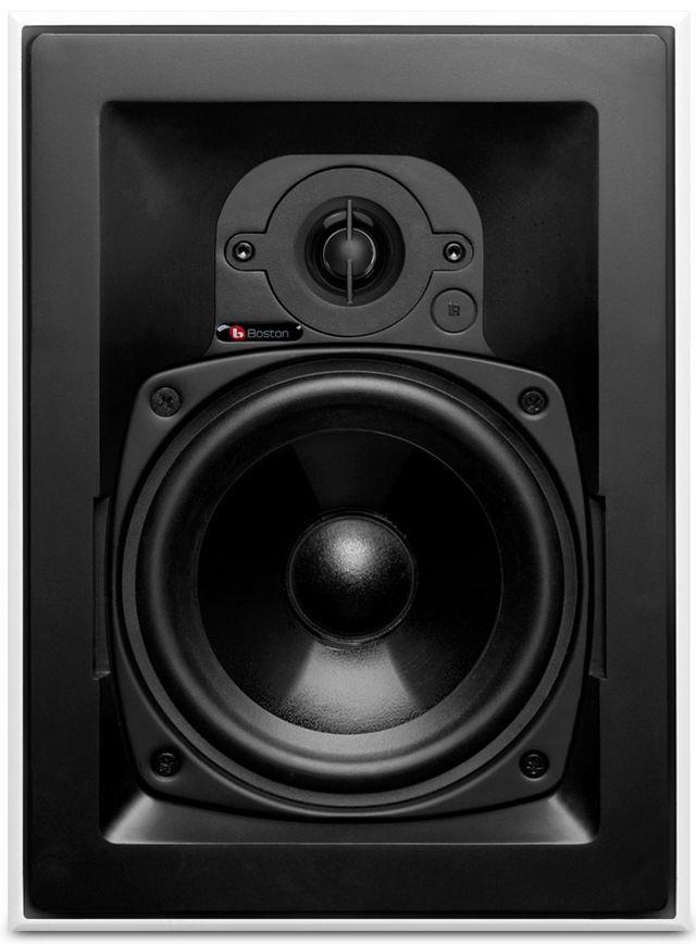 Boston Acoustics® HSi 255 White 2-Way LCR In-Wall Speaker-HSI255-0XX00