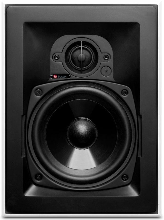 Boston Acoustics® HSi 455 White 2-Way LCR In-Wall Speaker-HSI455-0XX00