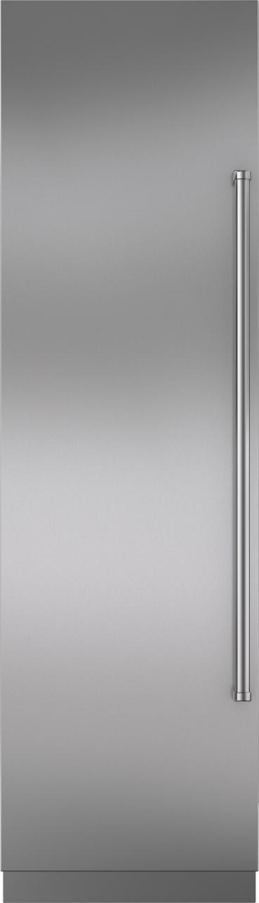 Sub-Zero® 11.1 Cu. Ft. Panel Ready Bottom Freezer Refrigerator-IC-24C-LH