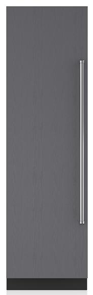 Sub-Zero® Designer 12.3 Cu. Ft. Panel Ready Column Freezer-IC-24FI-LH