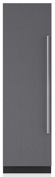 Sub-Zero® Designer 12.9 Cu. Ft. Panel Ready Column Refrigerator-IC-24R-LH