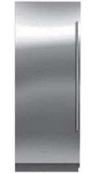 Sub-Zero® Designer 15.3 Cu. Ft. Panel Ready Column Freezer-IC-30FI-LH