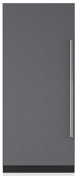 Sub-Zero® Designer 21.4 Cu. Ft. Panel Ready Column Refrigerator-IC-36R-LH