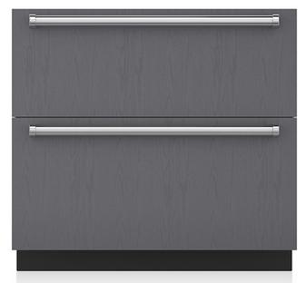 Sub-Zero 6.6 Cu. Ft. Under The Counter Refrigerator-ID-36RP