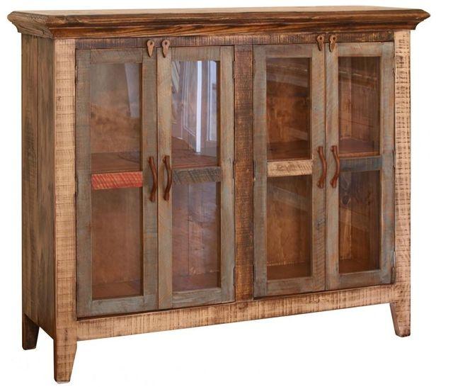 "International Furniture© 900 Antique 50"" Console-IFD967CONS-MC"