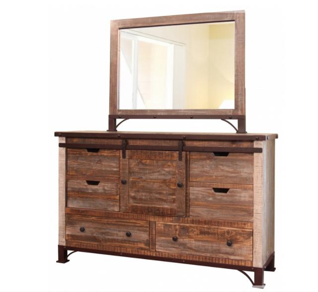 International Furniture© Dresser-IFD969DSR