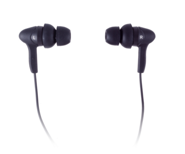 Grado In-Ear Series Wired Headphones-Black-iGi