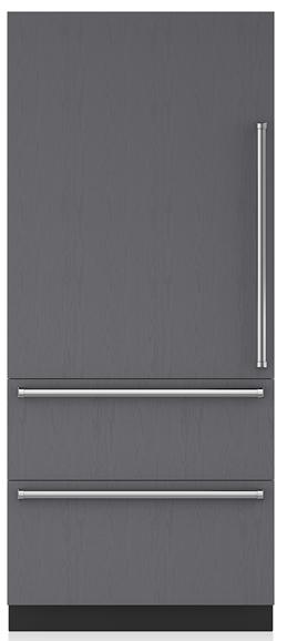 Sub-Zero® Designer 20.5 Cu. Ft. Panel Ready Column Refrigerator-IT-36R-LH