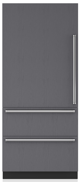 Sub-Zero® Designer 20.5 Cu. Ft. Panel Ready Column Refrigerator-IT-36RID-LH