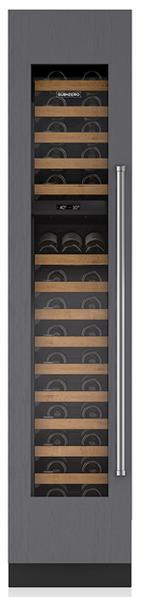 "Sub-Zero® Designer 18"" Panel Ready Wine Cooler-IW-18-LH"