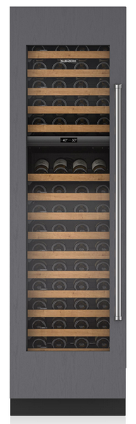 "Sub-Zero® Designer 24"" Panel Ready Wine Cooler-IW-24-LH"