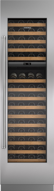 "Sub-Zero® Designer 24"" Panel Ready Wine Cooler-IW-24-RH"