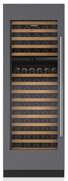 "Sub-Zero® Designer 30"" Panel Ready Wine Cooler-IW-30-LH"