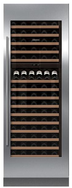 "Sub-Zero® Designer 30"" Panel Ready Wine Cooler-IW-30-RH"