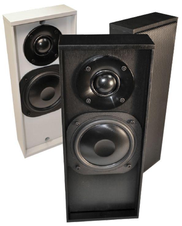 """James Loudspeaker® 3.5"""" 2-Way Under Eave Outdoor Speaker-42UE-42UE"""
