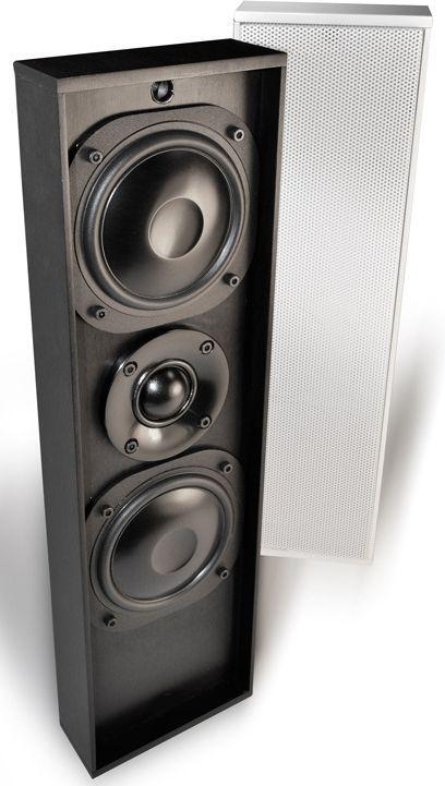 James Loudspeaker® 2-Way On-Wall Loudspeaker-43ow-43ow