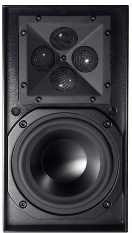 James Loudspeaker® 2-Way On-Wall Loudspeaker-52Qow-52Qow