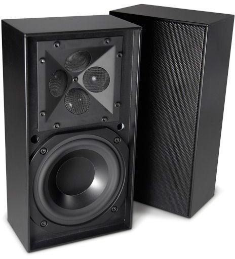 James Loudspeaker® 2-Way Under Eave Outdoor Speaker-52QUE-52QUE